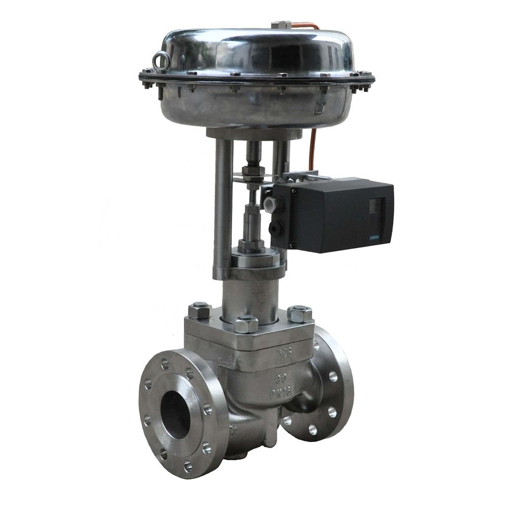 HD pneumatic diaphragm valve